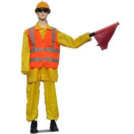 Road Safety Sign Amp Products Robot Traffic Road Marshal